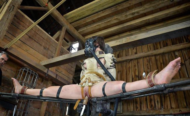 Mei Mara Wants More ball gagged