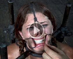 ball gagged cici rhodes